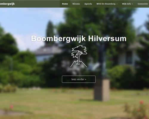 Boombergwijk