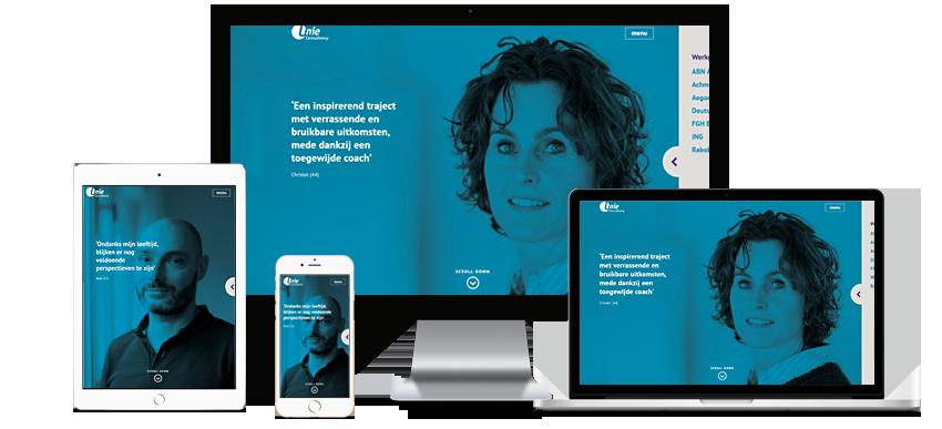 Unie Consultancy - portfolio Sbd design