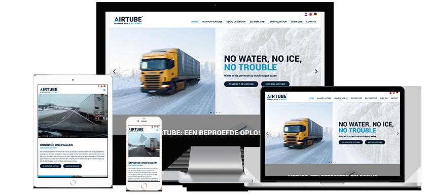 Portfolio Sbd design - Airtube