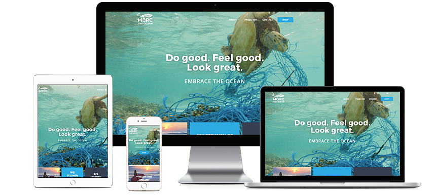 Sbddesign - portfolio - Embrace The Ocean