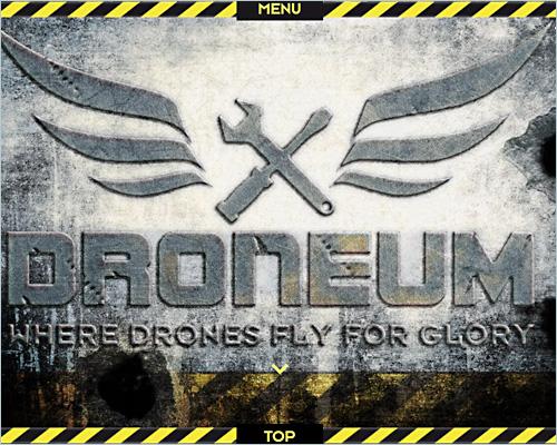 Portfolio Sbddesign - Droneum