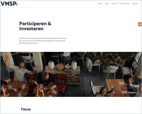 VMSP | portfolio Sbd design